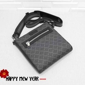 2021 BAG CLASSIC PICCOLO DETERGING Dimensioni: 21 * 23 * 4 cm, borsa a tracolla da uomo borsa trasversale, spedizione gratuita, con codice serie all'interno
