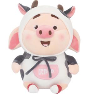 Cute satyr piggy pillow plush toy piggy new doll