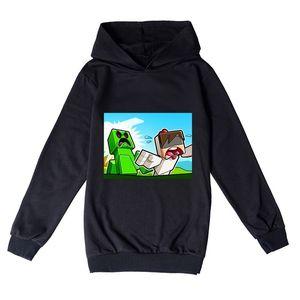 UNSPEAKABLE Children Boy Clothing Long Sleeve Hoodies for Teen Kids Cotton Tshirt Girl Tops Toddler Sweatshirt F1202