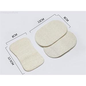 브러시 천연 냄비 청소 접시 천으로 Loofah 패드 DMA01.
