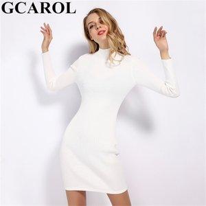 Gcarol printemps femmes sexy robe étanche tendance