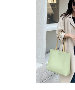 PU Bag female large capacity student tote bags 2020 new fashion shoulder bag class commuter messenger handbag