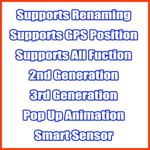 GPS Rename AP2 AP3 Wireless earphone Bluetooth Earbuds Chip Wireless Charging Case Optical In-Ear Detection Pods PK Air 3 Pro 2 gen 3 gen wi