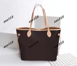 Nuevas mujeres bolsos de cuero femenino madre paquete bolsa mano madre billetera de embarque bolsa bolsa mujer bolsa + pequeño bolso tamaño 32 * 29 * 17 cm
