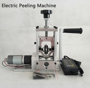 Elektrik Soyma Makinesi Manuel Tel Sıyırma Otomatik El Krank Stripper Hurda Bakır Kablo Sıyırma Geri Dönüşüm Aracı