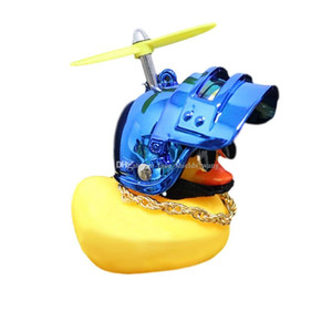 Safe non-toxic pet sounding toy small yellow duck bathing Teddy pinch called bite-resistant teeth venting gelatin dog
