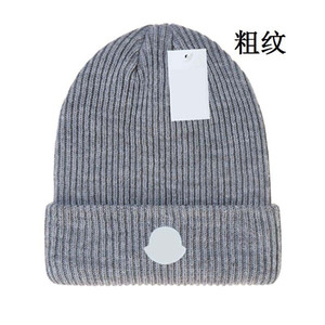 Winter brand beanie men women single sex leisure knitting beanies Parka head cover cap outdoor lovers fashion knitted hats Parka