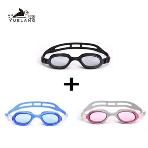 3 Pcs Children Swimming Goggles Diving Glasses Adjustable Swimming Eyewear Pull Buckle Hd Sports Kids Swimming Goggles Jllzal Aur