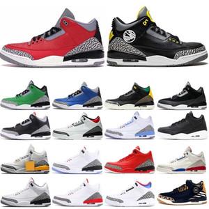 Пит экипаж мужской баскетбол обувь животных инстинкт черный цемент JTH Tinker Fire Red Unc Корея-Сеул мужские кроссовки кроссовки тренажеры спортивные Обувь размером 7-13
