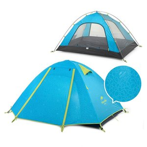 Outdoor Picnic Camping Tent for 2-4 People Thickened Rainproof Outdoor Camping Equipment Beach Seaside Sunscreen