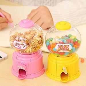 Mini Candy Machine Cute Desktop Toys Creative Piggy Bank Kids Toy Children Gift Kids Coin Bank Party Bar Toys