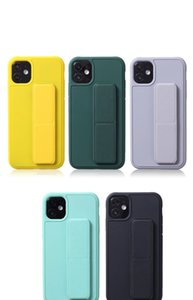 For IPhone 11pro max 6 7 8plus Case High-Quality Portable Holder Magnetic Suction Car Fallprevention Simple Business type