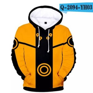 New Cool Anime Naruto 3D Hoodies boys grils Winter Tops 3D Hooded Oversized Sweatshirts Naruto 3D Hoodies kids pullovers