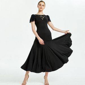 rumba dance dresses for ballroom dancing clothes long ballroom dress women tango dance costume women wear long lace dress