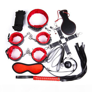 Mouth Spanking 10 Ball Whips Bdsm Gn333208049 Adult Gear Gag Sex 1 In Gag Owfq Toys Bondage Fetish Mask Clamps Nipple Set Torture Handc Nilo
