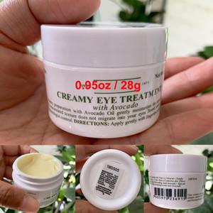 ماكياج كريم علاج العين الكريمي مع النفط الأفوكادو بلطف عميق ترطيب العين دسم 28 جرام تجديد العين الدوائر السوداء إزالة الرعاية