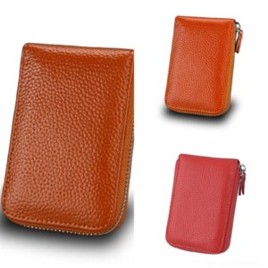 PLHN Black Card Wallet Junger Krokodil Leder Neue Tasche Lange Lederkupplung Herren Brieftasche Lässig Multi Card Slots