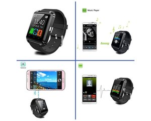 u8 Smartwatch Men Women Bluetooth Smart Watch for iPhone IOS Android Smart Phone Wear Clock Wearable Device PK GT08 DZ09