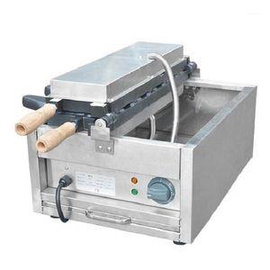 Yüksek kalite !! Waffle Maker Makinesi / Taiyaki Makinesi Açık Ağız Balık Waffle Makinesi Ev Kullanımı1