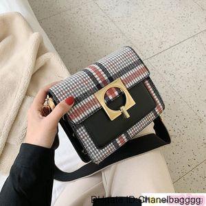 High Quality Hasp Shoulder Cross body Purse Famous Brand Ladies Messenger Wide Strap Bags damai 11