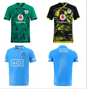 20202021 الأيرلندية Irfu Nrl Munster City Rugby League Leinster Alternate Jersey 20 21 Ulster Irishman Shirt S-5XL