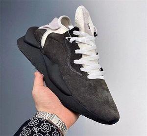 Kutu Y ve 3 Kaiwa Chunky Sneakers İçin Mans Koşu ayakkabıları Nefes rahat Doğa Sporları Chunky Sneakers ile