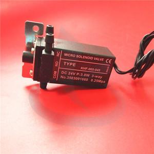 Imprimante à jet d'encre Trois manières Micro Solenoid Soupape 3.8W 24V DC pour Starfire 1024 Print Tête d'impression Soupape à encre Gongzheng Flora