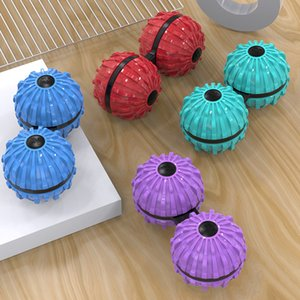 New Good Luck Lianlian LT Siamese Massage Ball Fingertip Spinners decompression toy kid & adult relief gift