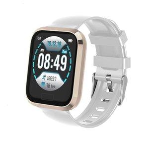 P30 Waterproof Smart Watch، Bluetooth، عداد الخطوة، تذكير المكالمات، معدل ضربات القلب، العلاقات البيئية في الدم والنوم