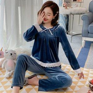814E INPEPNOW 2019 Animal Kids Sleepwear Boy Cartoon Warm Children039;s for Girls Girl Baby Nightdress Pajamas CZX13