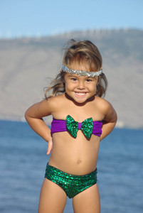 2 to 6 years baby Girls summer swimsuit children retail clothing kids swim clothes, R1ES505AS-43