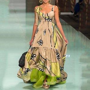 APET Articat Cristal Diamante Malha Vestidos Bodycon Dress Mulheres Hollow Transparente Fishnet Verão Beach Knee-Leng Dress Out Partido Y19052