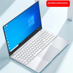 2020 Computer 15.6 Inch N3050 Quad-core Laptop 4GB RAM 64GB eMMC 128GB 256GB TF light thin Notebook office study