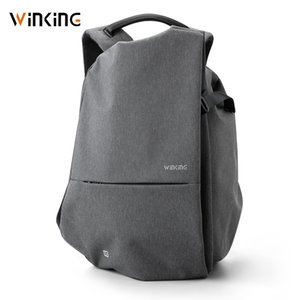 New Multifunction Men 15inch Laptop Backpacks For Teenager Fashion Male Travel backpack