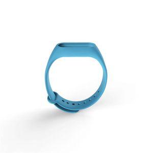 Smart Silicone WristStrap For Xiaomi Mi Band 2 Replacement Soft Sport Silicone Wrist Watch Strap Bracelet For Xiaomi bracelet