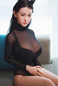140 148cm 158cm 팽창 식 전체 실리콘 금속 뼈대 TPE 실리콘 섹스 인형 슈퍼 진짜 일본어 섹시한 아가씨 사랑 인형