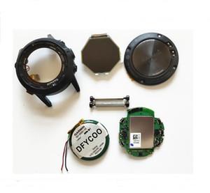 Подлинная Запасная Часть Часы Ремень Двигал Дисплей ЖК-дисплей FENIX 2 PD3555 Garmin Fenix 1, FENIX 2, TACTIX GPS Часы 361-00061-00 3.7V 500MAH