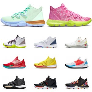 2019 New sale Men basketball shoes Black White Multi Color Metallic Gold FRIENDS Have A Day CNY Mamba Mentality sports sneakers size 7-12