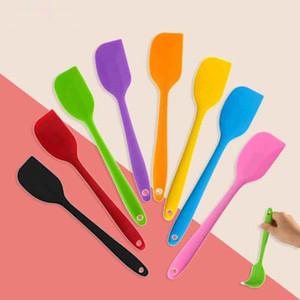 Creative cake small tool cream spatula DIY baking blade Small baking scraper high temperature resistant silicone scraper T9I00856