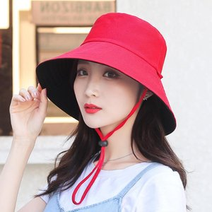 Summer Boonie Bucket Hats For Mens Fisherman Hat With Wide Brim Sun Large Fishing Bucket Hat Breathable Mesh Polyester Quick Cut