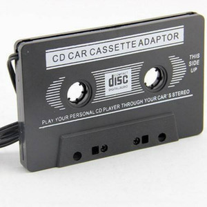 Fashion The Latest Car Cassette Tape Adapter Cassette With Mp3 Player Converter 3.5mm Plug For Cable Cd Player