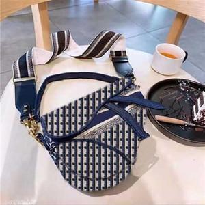 2020 Heißer Verkauf Trend Hohe Qualität Damen Brieftasche Mode Stickerei Umhängetasche Messenger Bag Dame Handtasche Freier Transport
