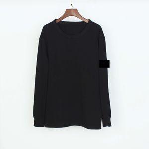 Mens стилист с длинным рукавом футболка мода высококачественные мужчины женщин животных печати футболки мужские тройники черный размер м-2xL S1