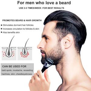 Набор для роста бороды набор для волос для лица Усилитель для волос для волос набор бороды питательный рост эфирным маслом лицевой борода уход за бородка Сетрабин