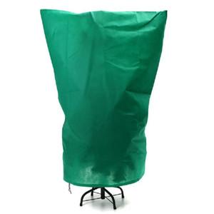 Hochleistungsanlagenabdeckung Warmsüchtiger Frostschutztasche / -decke / -decke / -jacke, Sträucherbäume von beschädigt, schlechte Wetterschädlinge, grün