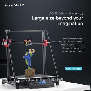 Fast Dispatch Creality 3D Printer Machine CR 10 Max for 3D طابعة خيوط غطاء آلة الطباعة المحمول