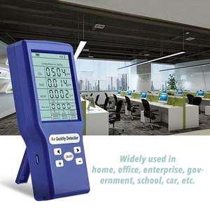Monitor del tester di FreeShipping gas rivelatore di gas Analizzatore di qualità dell'aria dell'aria Analyzer Detector CO2 sensore di CO2 CO2 Monitor Etilometro