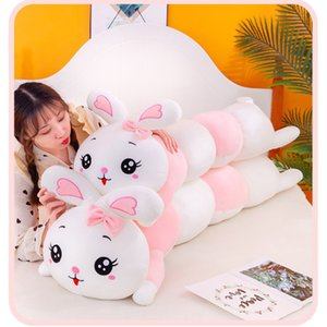Cute Plush Toys Pillow Soft Stuffed Animal Rabbit Cushion Simulation Lovely Dolls Gifts for Girls Z1127
