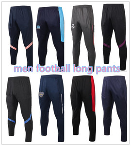 mens football long pants 2021 high quality adult soccer pants chandal futbol Sweatpants jogging 2020 2021soccer club trousers S-XXL
