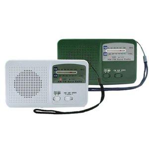 Solar Powered Hand Radio USB Charging Emergency Charger Emergency Alarm